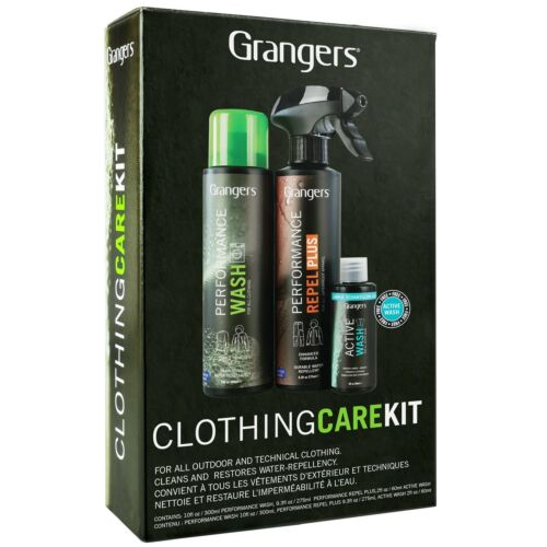 Grangers Clothing Clean & Proof Kit