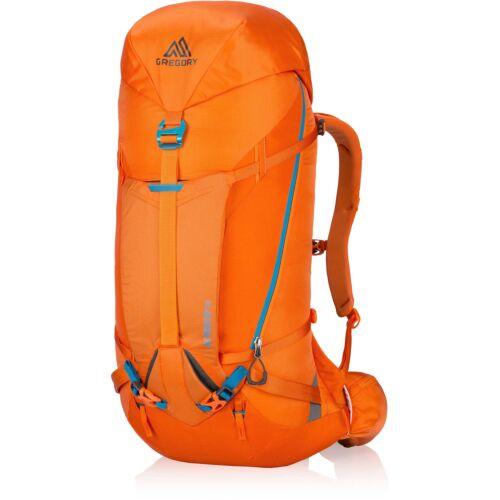 Gregory Alpinisto 35 Zest Orange front