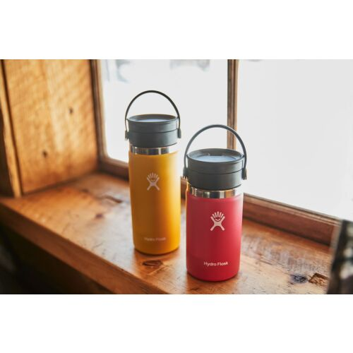 Hydro Flask 16oz / 473ml Wide Mouth Sunflower