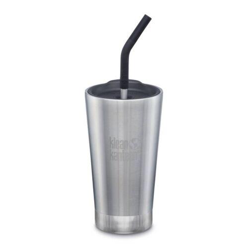 Klean Kanteen Insulated Tumbler 16oz / 475 ml + Straw Lid