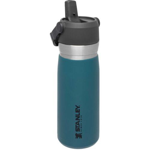 Stanley The IceFlow™ Flip Straw Water Bottle 0,65L Lagoon