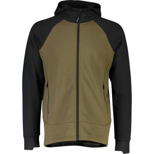 Mons Royale Nevis Wool Fleece Hood Men