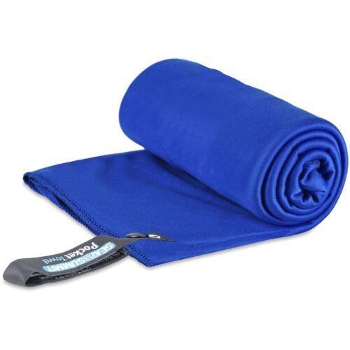 Sea to Summit Pocket Towel L (60x120 cm) Cobalt