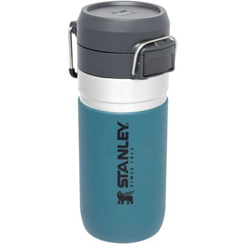 Stanley The Quick Flip Water Bottle 0,47L Lagoon
