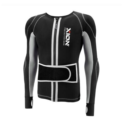 Xion Longsleeve Jacket Freeride EVO Men Black